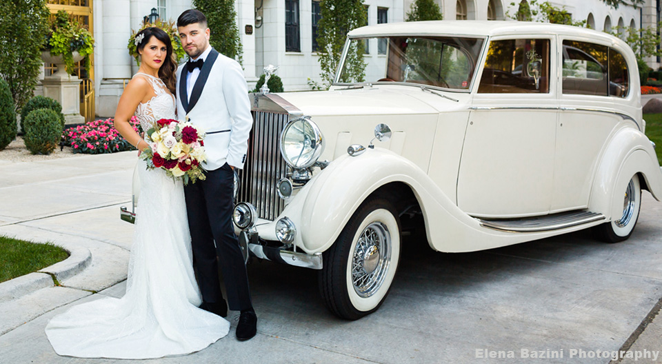 Classic Wedding Car | Luxury Wedding Rental Vehicles | Mobile Website