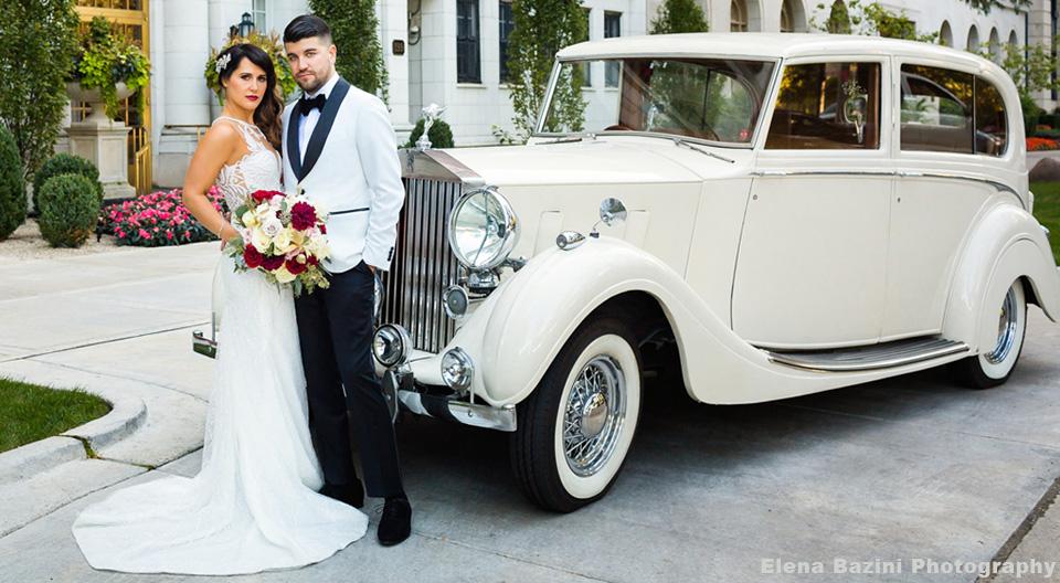 Chicago Area Luxury Wedding Transportation